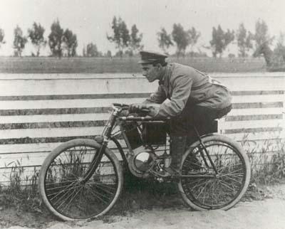 Pioneers Of American Motorcycle Racing Chapter 1