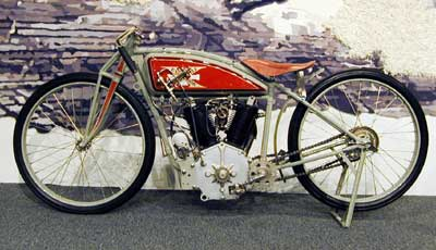 This Factory Race Motor Was Discovered In Buenos Aires Argentina And The Bike Reconstructed Using Original Excelsior Parts That Includes Special